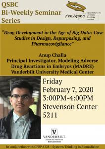 QSBC February 7, 2020 Seminar Flyer