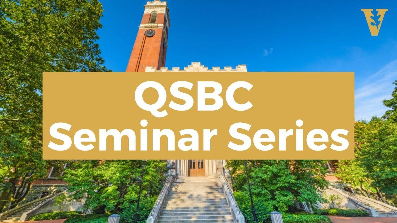 QSBC Seminar Series Cover