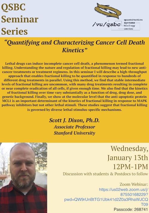 Scott Dixon PhD Presentation Thumbnail